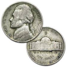 Silver War Nickels